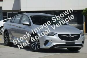 2018 Holden Commodore ZB MY18 RS Liftback AWD Silver 9 Speed Sports Automatic Liftback Hillcrest Port Adelaide Area Preview