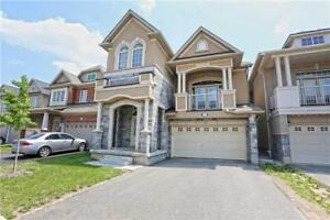 BEAUTIFUL 4 Bedroom  Detached house with FINISHED basement