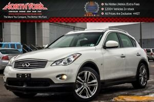 2015 INFINITI QX50 AWD|Prem.,Nav,Tech.Pkgs|Leather|BOSE|Sunroof|