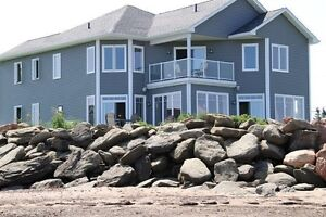 Gorgeous 4 bdrm exec furn. Seaside 20 mins from Moncton