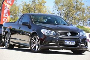 2013 Holden Ute VF MY14 SV6 Ute Black 6 Speed Sports Automatic Utility Mindarie Wanneroo Area Preview