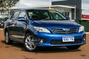 2013 Toyota Corolla ZRE152R Ascent Sport Blue 4 Speed Automatic Sedan Rockingham Rockingham Area Preview