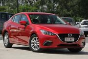 2013 Mazda 3 BM5276 Maxx SKYACTIV-MT Red 6 Speed Manual Sedan Brendale Pine Rivers Area Preview