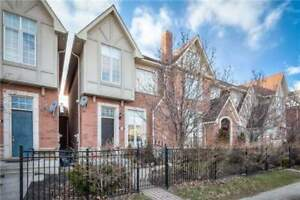 Stunning Executive Freehold Town In Prime Churchill Meadows!