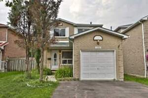 Hurontario 3+1 Bdrm Det'd House W/ Modern Finishes T/Out!!