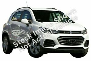 2017 Holden Trax TJ MY17 LS White 6 Speed Automatic Wagon Macksville Nambucca Area Preview