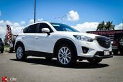 2014 Mazda CX-5 KE1032 Grand Touring SKYACTIV-Drive AWD White 6 Speed Sports Automatic Wagon Garbutt Townsville City Preview