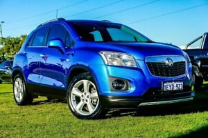 2015 Holden Trax TJ MY15 LTZ Blue 6 Speed Automatic Wagon Wangara Wanneroo Area Preview