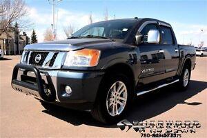 2013 Nissan Titan SL CREW LEATHER $252 bw