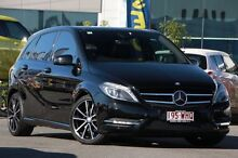 2013 Mercedes-Benz B200 CDI W246 BlueEFFICIENCY DCT Black 7 Speed Sports Automatic Dual Clutch Hatch Wavell Heights Brisbane North East Preview