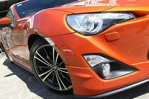 2015 Toyota 86 ZN6 MY15 GTS Orange 6 Speed Manual Coupe Mosman Mosman Area Preview