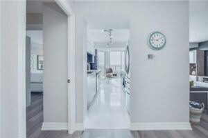 Beautiful 2 Bed 2 Bath Unit Has Been Tastefully Updated