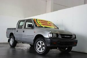 1999 Holden Rodeo TFR9 LT Grey 5 Speed Manual Crew Cab P/Up Underwood Logan Area Preview
