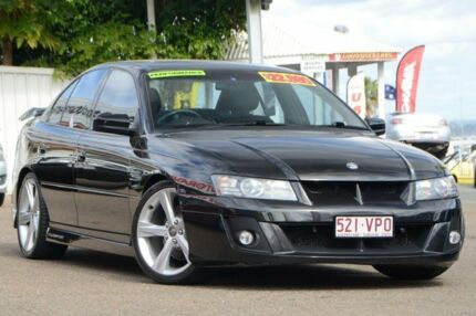2005 Holden Special Vehicles Clubsport Z Series Black 4 Speed Automatic Sedan Moorooka Brisbane South West Preview