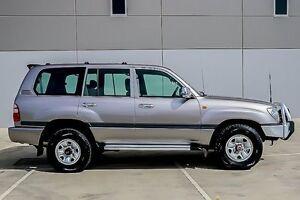 2005 Toyota Landcruiser HDJ100R GXL Silver 5 Speed Manual Wagon Pakenham Cardinia Area Preview