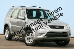2010 Ford Escape ZD Silver 4 Speed Automatic Wagon