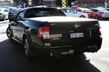 2013 Holden Ute VF MY14 SS Ute Black 6 Speed Sports Automatic Utility Northbridge Perth City Preview