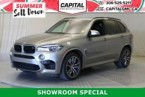 2016 BMW X5 M  AWD *Navigation-Heated Seats-Back Up Camera*