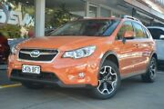 2014 Subaru XV G4X MY14 2.0i-S Lineartronic AWD Orange 6 Speed Constant Variable Wagon Somerton Park Holdfast Bay Preview