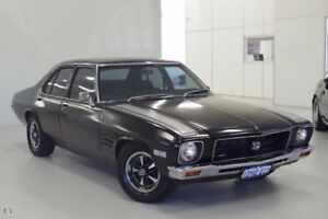 1973 Holden Premier HQ Black 3 Speed Automatic Sedan Myaree Melville Area Preview