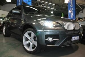 2008 BMW X6 E71 xDrive 35D Grey Green 6 Speed Automatic Coupe Victoria Park Victoria Park Area Preview