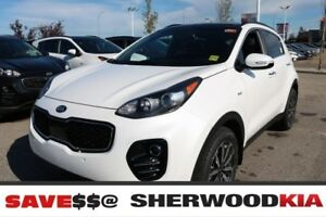 2019 Kia Sportage AWD EX PREMIUM PANORAMIC SUNROOF, LEATHER SEAT