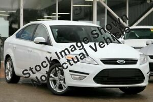 2013 Ford Mondeo MC Zetec White 6 Speed Automatic Hatchback Tuggerah Wyong Area Preview