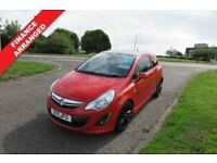 VAUXHALL CORSA 1.2 LIMITED EDITION 2011,17 Alloys,Air Con,Electric Windows,Full Service History