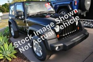 2010 Jeep Wrangler JK MY2010 Sport Black 6 Speed Manual Softtop Rockingham Rockingham Area Preview