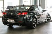 2016 Holden Commodore VF II MY16 SV6 Black Green 6 Speed Sports Automatic Sedan Bellevue Swan Area Preview