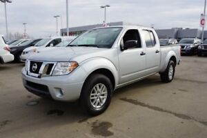 2016 Nissan Frontier 4X4 CREWCAB SV Accident Free,  Heated Seats