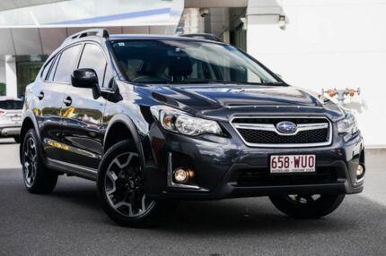 2016 Subaru XV G4X MY16 2.0i-L Lineartronic AWD Dark Grey 6 Speed Constant Variable Wagon Mount Gravatt Brisbane South East Preview