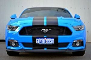 2017 Ford Mustang FM MY17 GT Fastback SelectShift Blue 6 Speed Sports Automatic Fastback Woodbridge Swan Area Preview