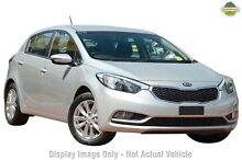 2015 Kia Cerato YD MY15 S Premium Silver 6 Speed Sports Automatic Hatchback Mount Gambier Grant Area Preview