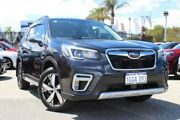 2018 Subaru Forester S5 MY19 2.5i-S CVT AWD Grey 7 Speed Constant Variable Wagon Greenfields Mandurah Area Preview