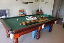 Billiard Table Italian Slate 8' by 4' Rosebud Mornington Peninsula Preview