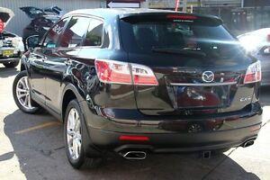 2011 Mazda CX-9 10 Upgrade Luxury Black 6 Speed Auto Activematic Wagon Homebush Strathfield Area Preview