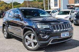 2014 Jeep Grand Cherokee WK MY2014 Limited Black 8 Speed Sports Automatic Wagon Myaree Melville Area Preview