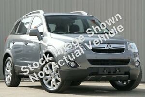2013 Holden Captiva CG MY13 5 AWD LTZ Grey 6 Speed Sports Automatic Wagon Dandenong Greater Dandenong Preview