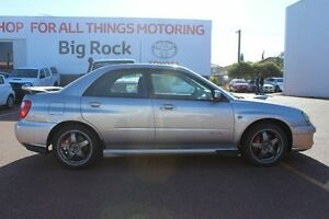 2005 Subaru Impreza S MY05 WRX AWD WRP10 Grey 5 Speed Manual Sedan Westminster Stirling Area Preview