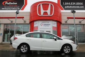 2014 Honda Civic Sedan LX - BLUETOOTH CRUISE CONTROL HEATED SEAT
