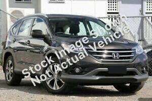 2014 Honda CR-V RM MY15 VTi Plus Grey 5 Speed Automatic Wagon Hillcrest Port Adelaide Area Preview
