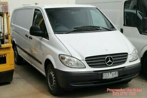 2005 Mercedes-Benz Vito As Shown In Picture Automatic Van Dandenong Greater Dandenong Preview