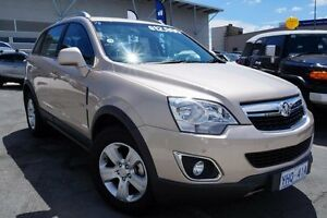 2011 Holden Captiva CG Series II 5 Gold 6 Speed Sports Automatic Wagon Pearce Woden Valley Preview