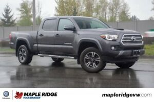 2016 Toyota Tacoma TRD LOW KM, GREAT CONDITION, BC CAR!