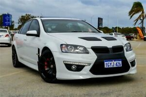 2012 Holden Special Vehicles ClubSport E3 MY12.5 R8 White 6 Speed Manual Sedan Rockingham Rockingham Area Preview