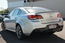 2015 Holden Commodore VF MY15 SS V Silver 6 Speed Sports Automatic Sedan Wilston Brisbane North West Preview