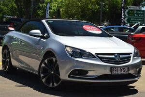 2015 Holden Cascada CJ MY16 Silver 6 Speed Sports Automatic Convertible Toowoomba Toowoomba City Preview