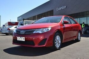 2013 Toyota Camry ASV50R Altise Red 6 Speed Sports Automatic Sedan Strathmore Heights Moonee Valley Preview