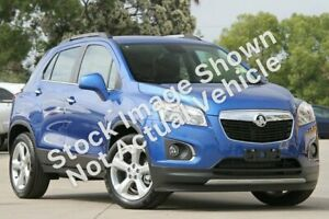 2016 Holden Trax TJ MY16 LTZ Blue 6 Speed Automatic Wagon Dandenong Greater Dandenong Preview